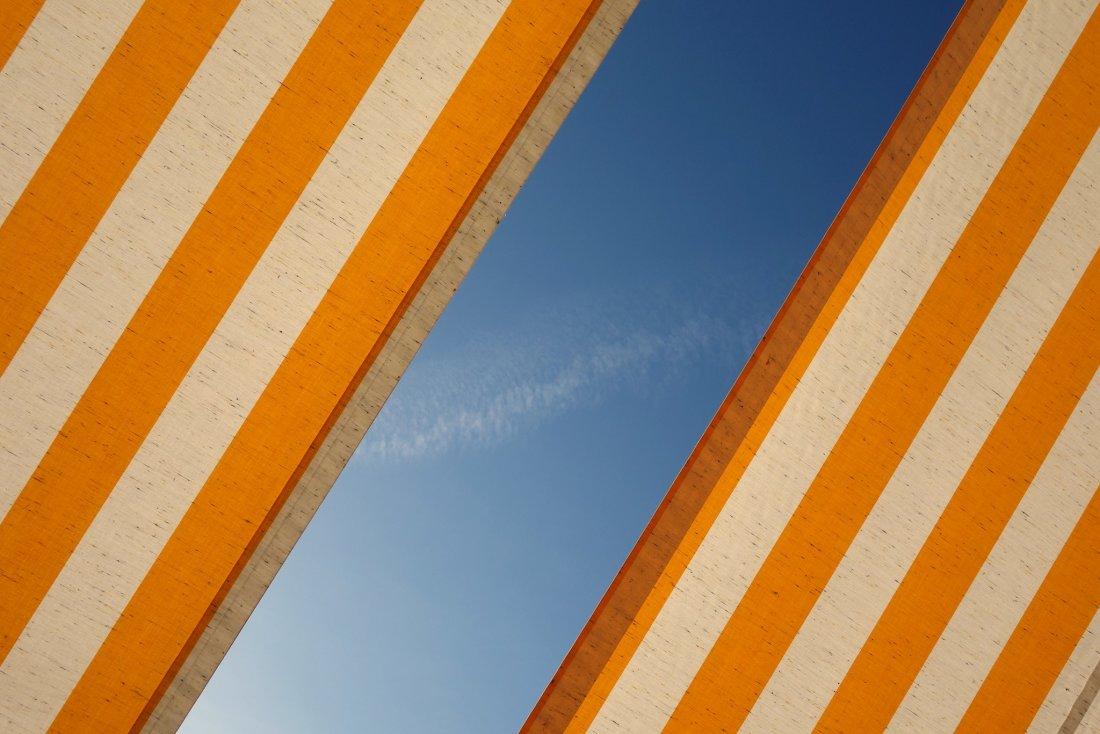 umbrella stripes