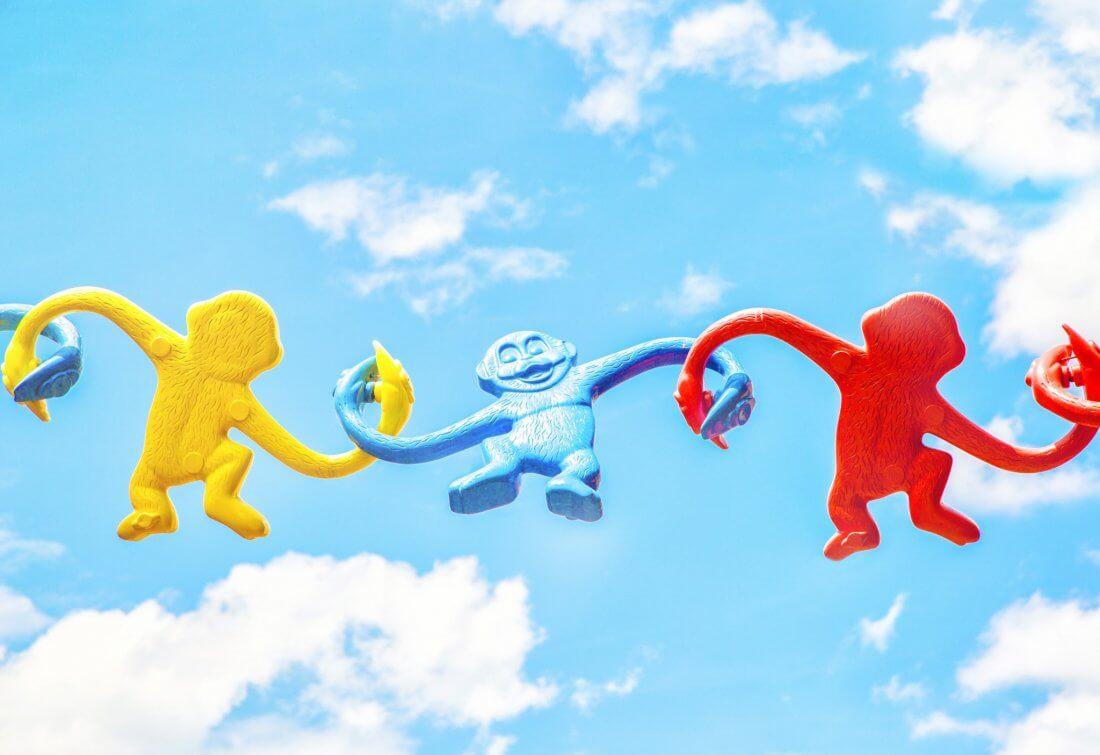 toy monkeys
