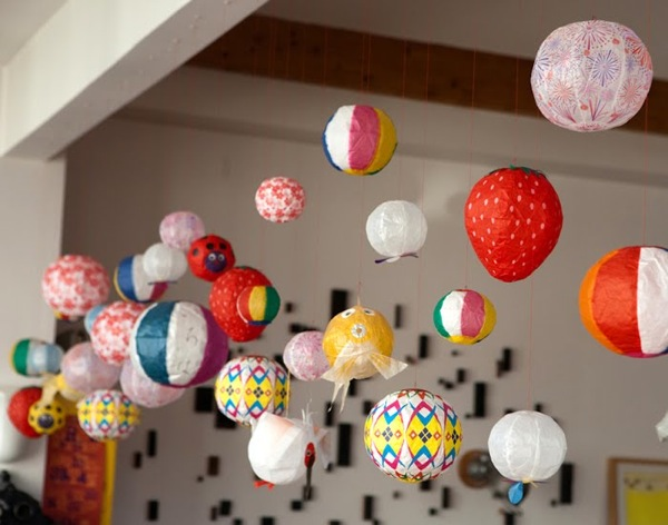 Paper balloons 02