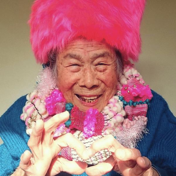 Chinami Mori grandma instagram