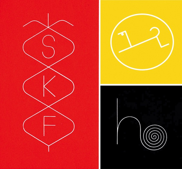 Paul Rand curvy logos2