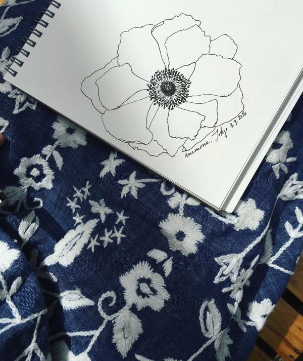 Aesthetics of Joy flowers on flowers