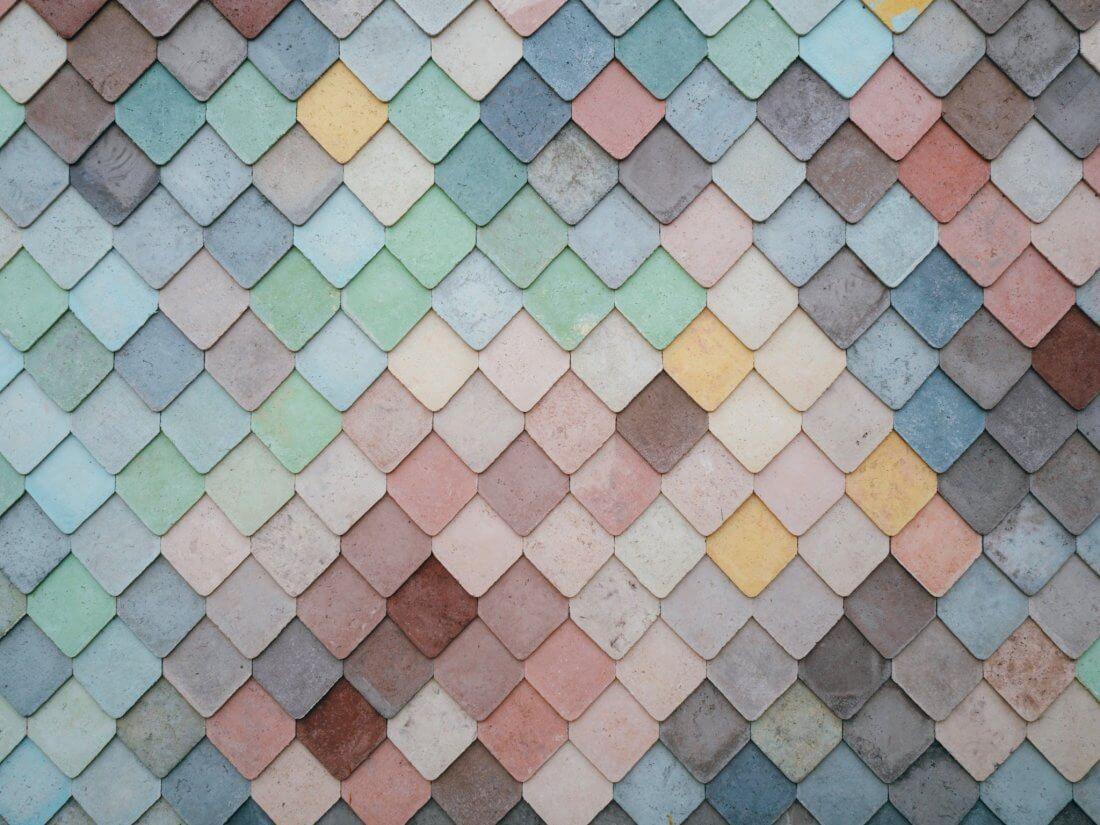 neutral tiles
