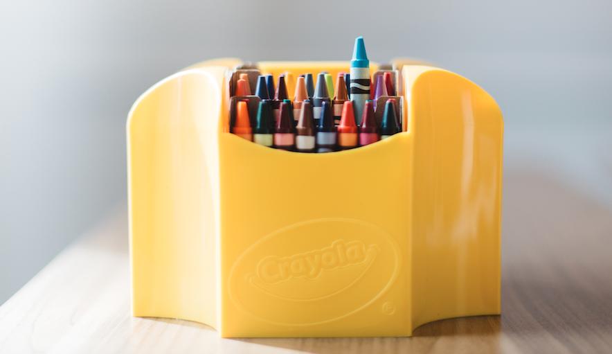 crayon case